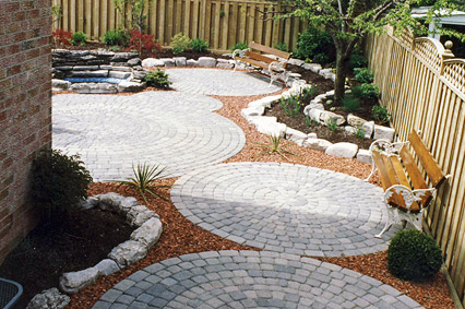 Interlock, Stone-Link, or Natural Stone: